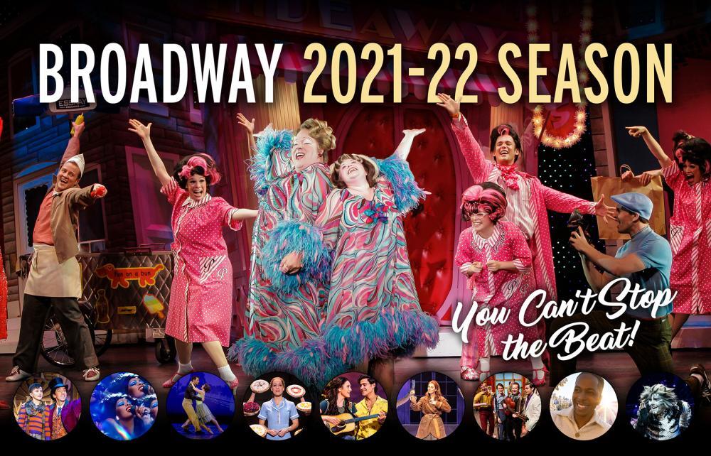 Broadway 2021-22 Season