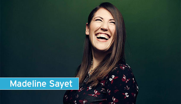 Madeline Sayet