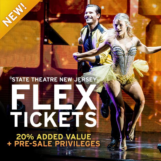 State Theatre Flex Tickets