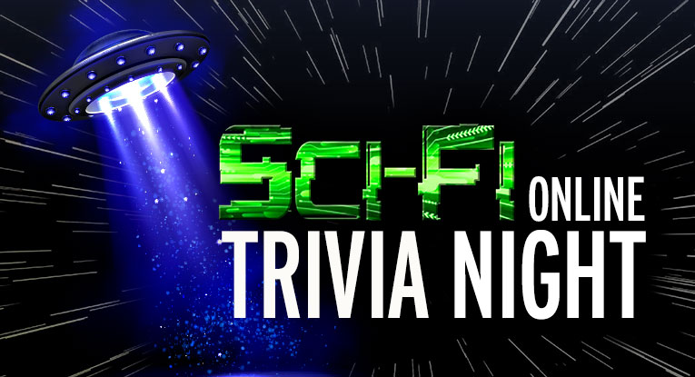 Sci-Fi Online Trivia Nght