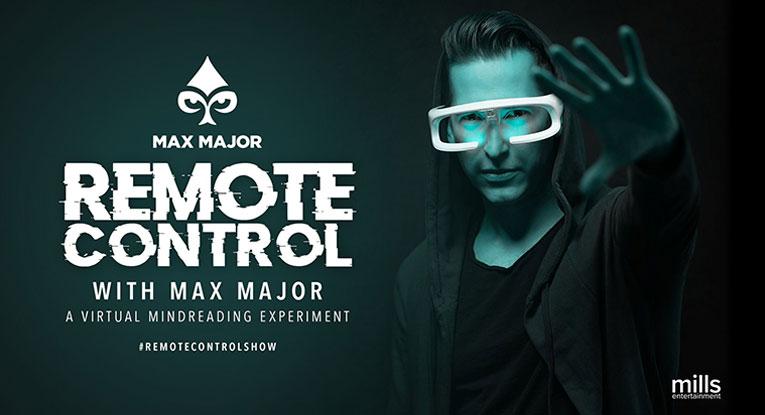 Max Major: Remote Control