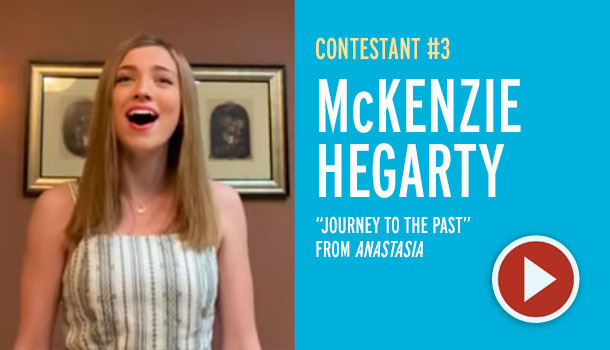 McKenzie Hegarty