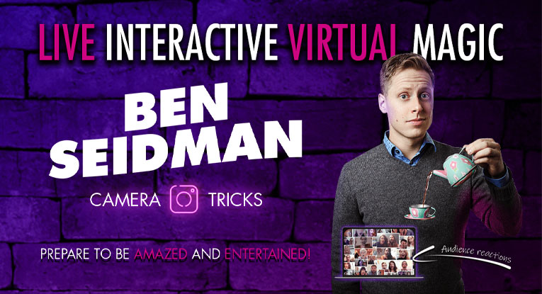 Ben Seidman: Camera Tricks