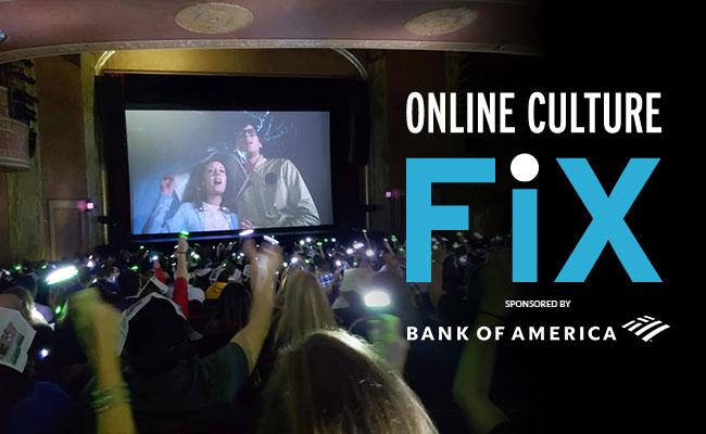 Online Culture Fix