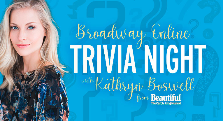 Broadway Onine Trivia Night