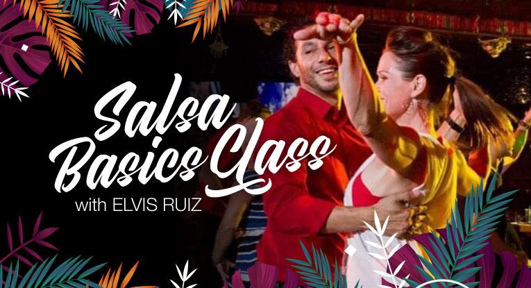 Salsa Basics Class