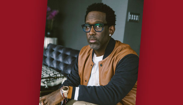 SHAWN STOCKMAN FROM BOYZ II MEN