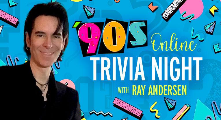 90s Online Trivia Night