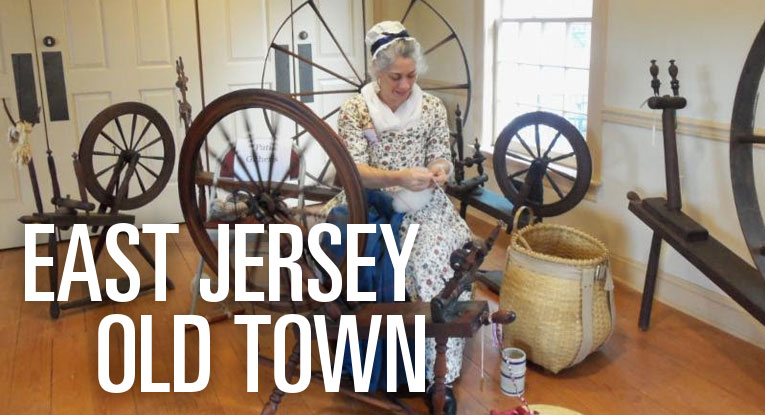 East Jersey Old Town